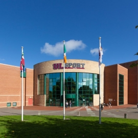 University of Limerick Sports Arena Extension