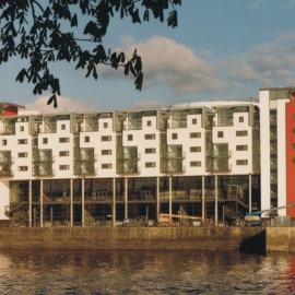 Harveys Quay Apartments Limerick