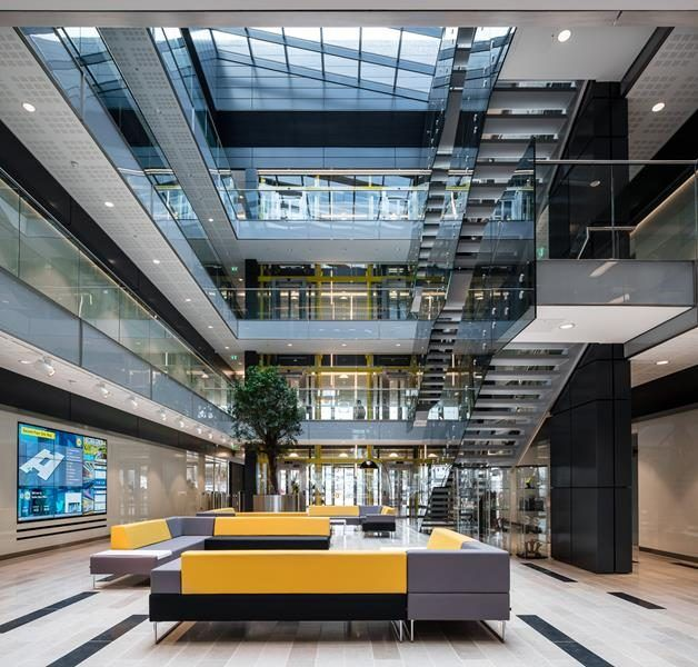 Jvtierneyie Projects Lidl Headquarters Dublin