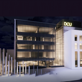 Dublin City University Glasnevin Future Tech Building