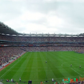Croke Park National Stadium Dublin
