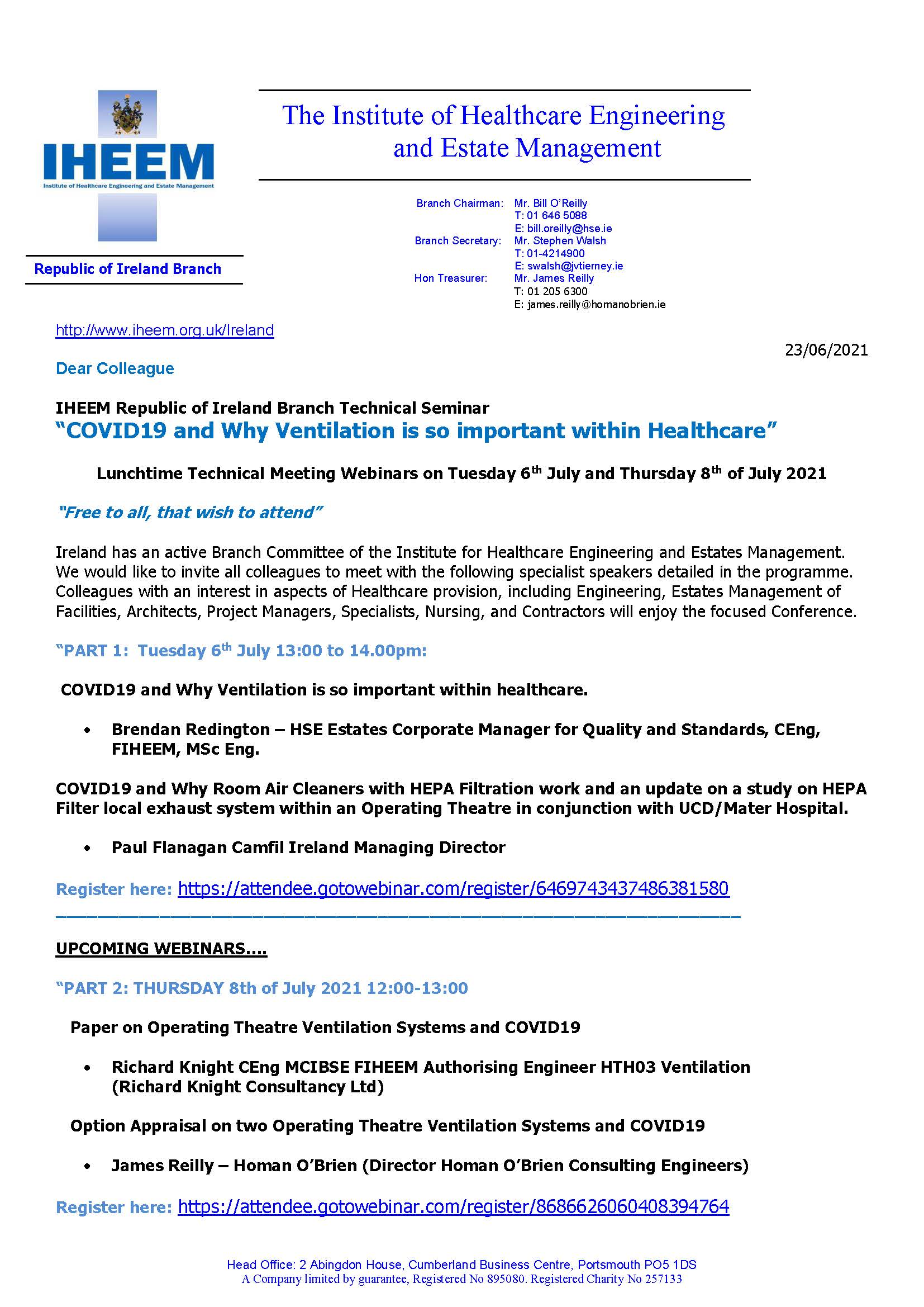 IHEEM FLYER about event