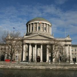 The Four Courts Dublin