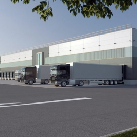 Lidl Ireland Regional Distribution Centre, Newbridge, Co Kildare