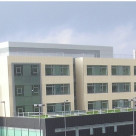Letterkenny Gen Hospital Medical Block & A & E Dept