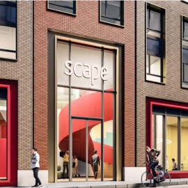 Scape Aungier Street Student Accommodation