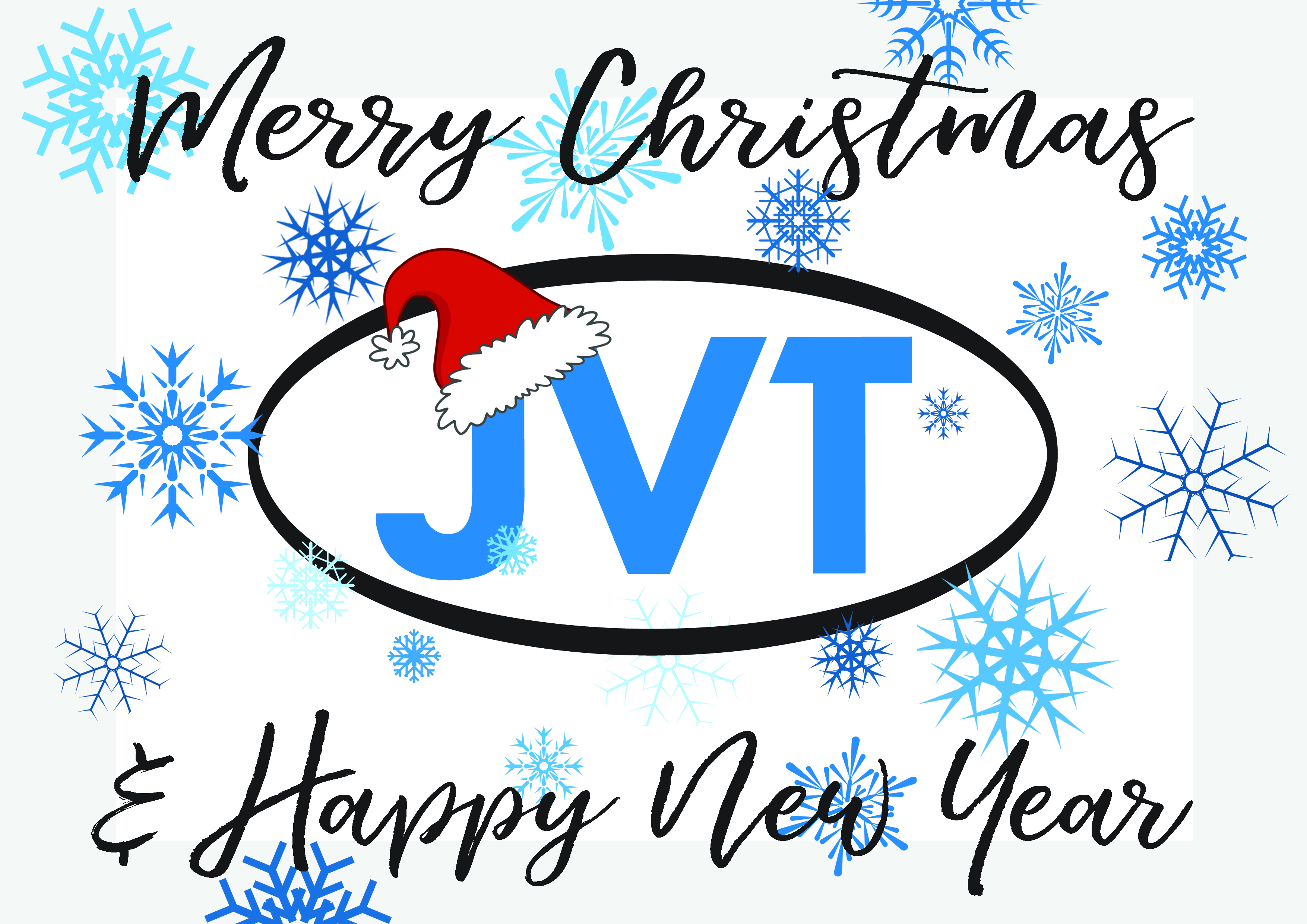 Merry Christmas & Happy New Year from JVT